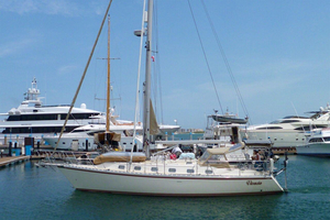 Used Caliber 40LRC Sloop Sailboat For Sale