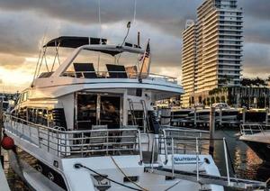 Used Monte Fino 64 Cruiser Boat For Sale
