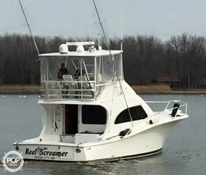 Used Luhrs 41 Convertible Sports Fishing Boat For Sale