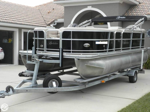 Used Berkshire 20C Pontoon Boat For Sale