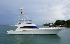 Used Donzi Roscioli Sportfish Convertible Fishing Boat For Sale