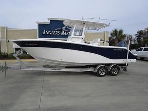 Used Sea Fox 256 CC Center Console Fishing Boat For Sale