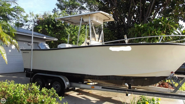 Used Kencraft 215 Challenger Center Console Fishing Boat For Sale