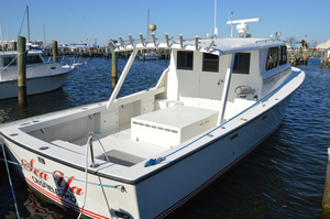 Used Dorado 40 Bay Boat For Sale