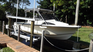 Used Anacapri Marine 22 Torino Cruiser Boat For Sale