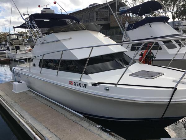 Used Skipjack 26 Flybridge Boat For Sale