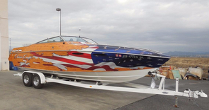 Used Chris-Craft 26 Stinger Cuddy Cabin Boat For Sale