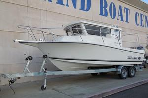 New Defiance 250 San Juan250 San Juan Saltwater Fishing Boat For Sale