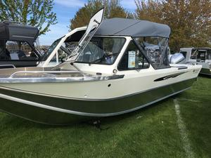 New Northwest Boats 228 Lightning OB228 Lightning OB Aluminum Fishing Boat For Sale
