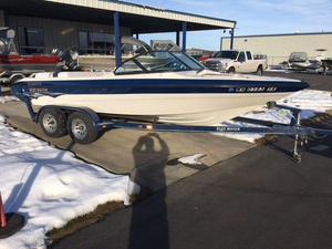 Used Bluewater 20 Mirage Bowrider Boat For Sale
