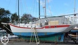 Used Custom 42 Schooner Sailboat For Sale