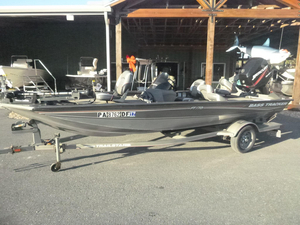 Used Bass Tracker PT175 Bass Boat For Sale