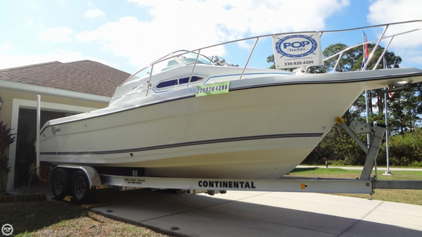 Used Cobia Carib-23 Cruiser Boat For Sale