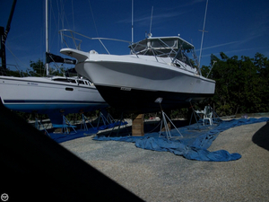 Used Blackfin 32 Combi Walkaround Fishing Boat For Sale