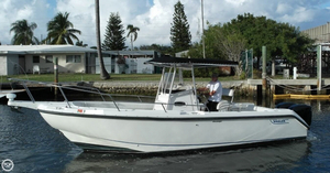 Used Boston Whaler 26 Outrage Center Console Fishing Boat For Sale