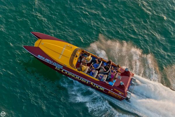 Used Sea Rocket 33 Passenger Boat For Sale