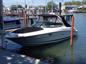 Used Sea Ray 300 SLX (SRG) Bowrider Boat For Sale