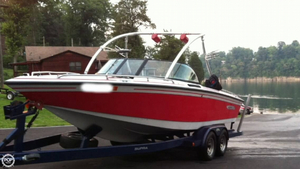 Used Supra 23 Saltare Ski and Wakeboard Boat For Sale