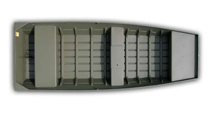 New Lowe L1648 Jon Boat For Sale