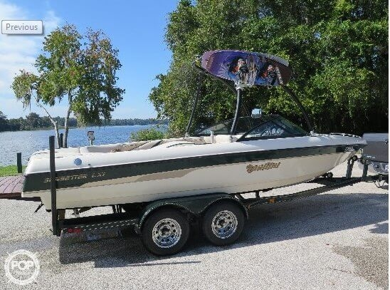 Used Malibu 21 Sunsetter LXI Ski and Wakeboard Boat For Sale