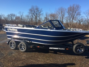 New Thunder Jet Bull Dog 18 Jet Boat For Sale