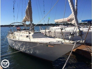 Used C & C Yachts 40 Sloop Sailboat For Sale