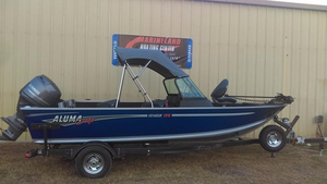 New Alumacraft Voyageur 175 Sport Aluminum Fishing Boat For Sale