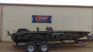 New Sea Ark 2072 PREDATOR Jon Boat For Sale