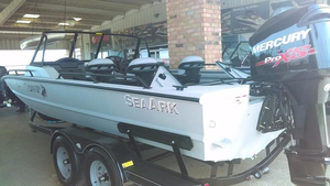 New Sea Ark PRO CAT 200 Aluminum Fishing Boat For Sale
