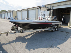 Used Champion 24 Bay Boat For Sale