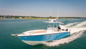 Used Venture 34 FS Center Console Center Console Fishing Boat For Sale