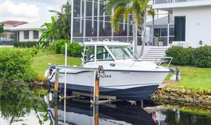 Used Boston Whaler 285 Conquest Express Cruiser Boat For Sale