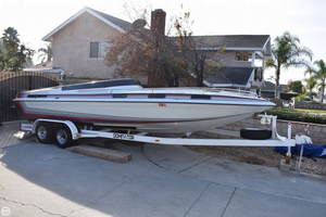 Used Dominator 25 High Performance Boat For Sale