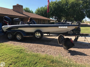 Used Ranger Boats Comanche 520 VX Bass Boat For Sale