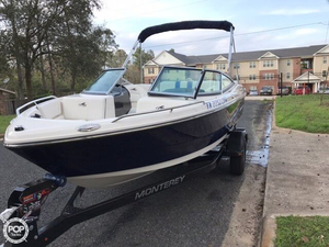 Used Monterey 186 MS Bowrider Boat For Sale