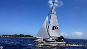 Used Macgregor 26X Powersailor Racer and Cruiser Sailboat For Sale