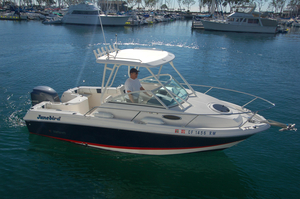 Used Wellcraft 220 Coastal Saltwater Fishing Boat For Sale
