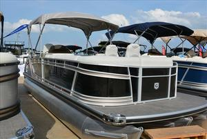 New Sanpan SP 2500 FE Pontoon Boat For Sale