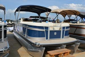 New Sanpan SP 2500 EL Pontoon Boat For Sale