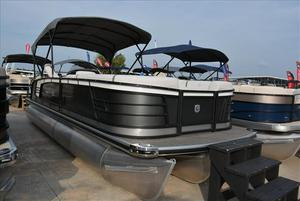 New Aqua Patio AP 255 Elite Pontoon Boat For Sale