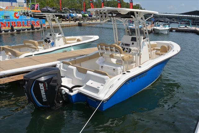 2017 new key west 219fs center console fishing boat for for Key city fish