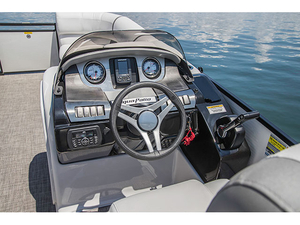 New Aqua Patio AP 235 SR Pontoon Boat For Sale