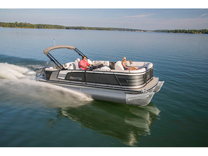 New Aqua Patio AP 235 SL Pontoon Boat For Sale