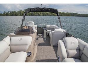 New Sanpan SP 2500 SB Pontoon Boat For Sale