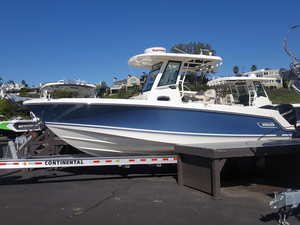 New Boston Whaler 250 Outrage Center Console Fishing Boat For Sale