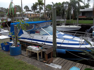 Used Phoenix Blackhawk 909 Express Cruiser Boat For Sale