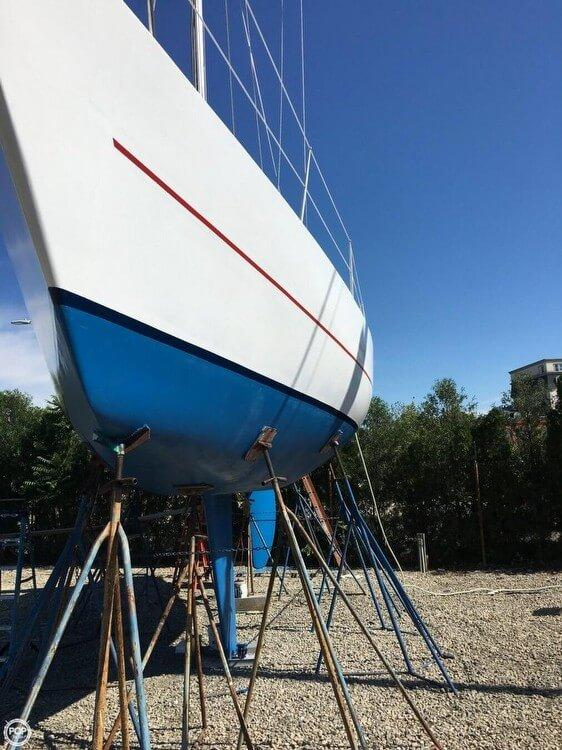 Used Choate 40 Sloop Sailboat For Sale