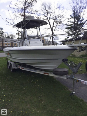 Used Triumph 215 Center Console Center Console Fishing Boat For Sale