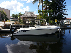 Used Mako 252 Center Console Loaded Cruiser Boat For Sale