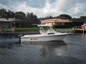 Used Gradywhite Sailfish 282 Cuddy Cabin Boat For Sale